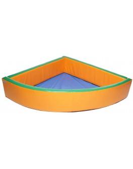 Сухой бассейн KIDIGO Угол 1,8 м
