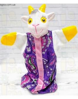 Кукла-рукавичка Коза Дереза
