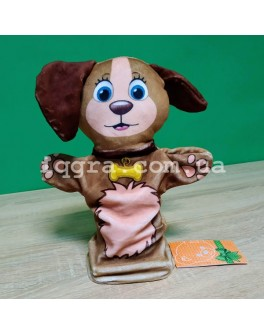 Кукольный театр Животные - Собачка - iqgra собачка