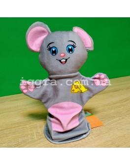 Кукольный театр Животные - Мышка - iqgra мышка