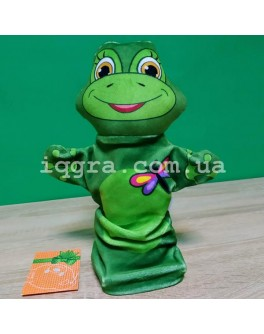 Кукольный театр Животные - Лягушка - iqgra лягушка