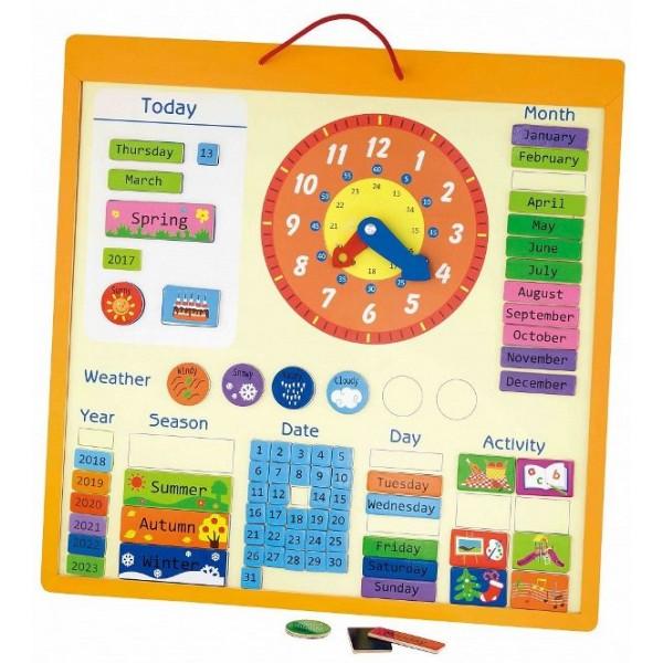 Календарь Viga Toys 50377