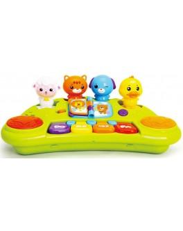 Игрушка  Пианино со зверятами Hola Toys - afk 2103a