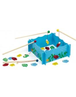 Игрушка деревянная Viga Toys Рыбалка (56305) - afk 56305