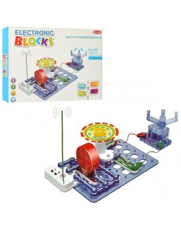 Електронний конструктор Electronic Blocks 300 - mpl 300
