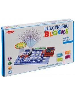 Електронний конструктор Electronic Blocks 108 - mpl 108