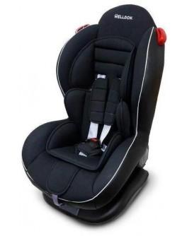 Автокресло Welldon Smart Sport Isofix (черный) BS02N-TT01-001 - afk BS02N-TT01-001
