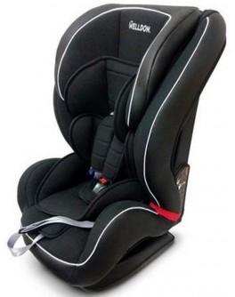Автокресло Welldon Encore Isofix (черный) BS07-TT01-001