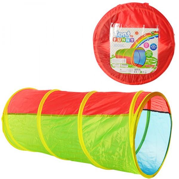 Тоннель детский М 2505 развивающая игра