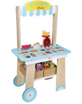 Дерев'яна іграшка Classic World Продуктова крамниця - CW 4151