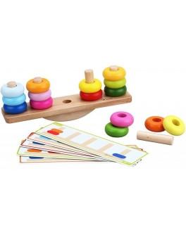 Деревянная игрушка Classic World Балансер-нанизывание