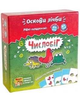 Карткова гра Турборахунок Банда розумників - pi УМ003/УКР003