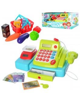 Дитячий Касовий апарат зі сканером та продуктами - mpl 818D/E