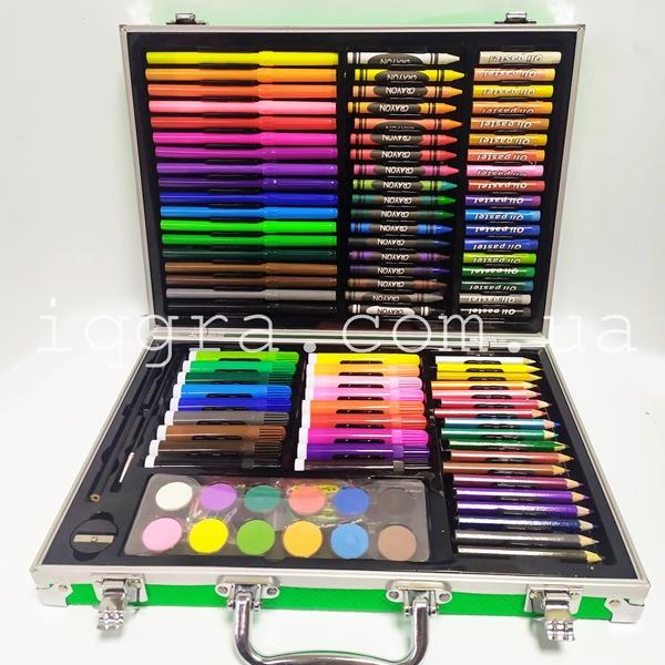 Детский набор художника в чемоданчике