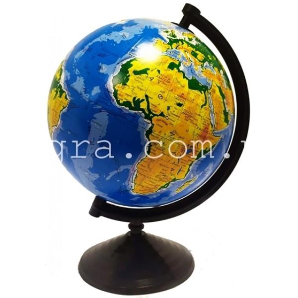 Глобус физический 26 см