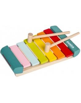 Деревянная игрушка Cubika Ксилофон LKS-2 (14033) - cub 14033