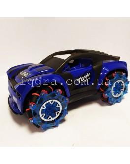 Машинка на радіоуправлінні Drift 1:16 роликові колеса програмований пульт ZG-C 1432