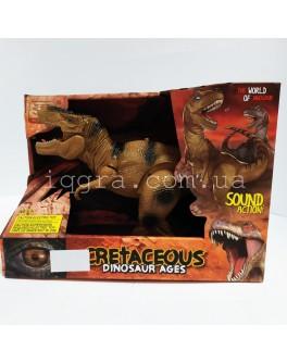 Игрушка Динозавр - ходит и рычит