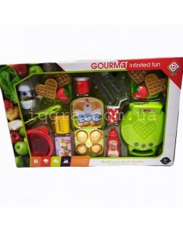 Игровой набор Вафельница с продуктами BQ 804 A