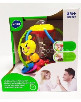 Погремушка Развивающий шар Hola Toys - afk 929