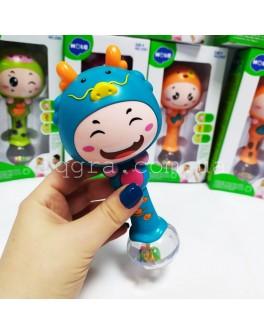 Погремушка музыкальная Hola Toys 3101 - mpl 3101