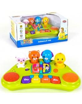 Музыкальная игрушка пианино Play Smart Забавный хор (7731)