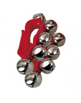 Звоночки на браслете Руди