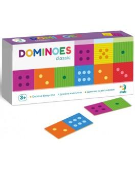 Настольная игра DoDo Домино классическое (300225) - dodo 300225