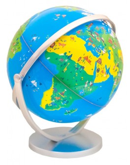 Навчальна іграшка з доповненою реальністю Глобус ORBOOT  - KDS Shifu014A