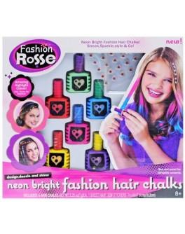 Набор косметики для девочек Мелки для волос (JX20025)