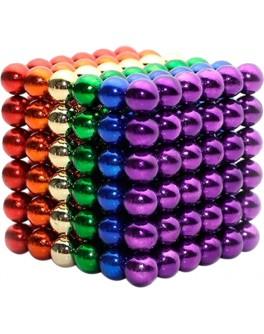 Неокуб NeoCube Радуга Разноцветный 6 цветов 5мм - Kub NKS 1