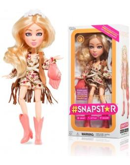 Кукла шарнирная SnapStar Аспен (Aspen) - ves Аспен