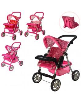 Прогулочная коляска для куклы Melogo (9337 ET/005)