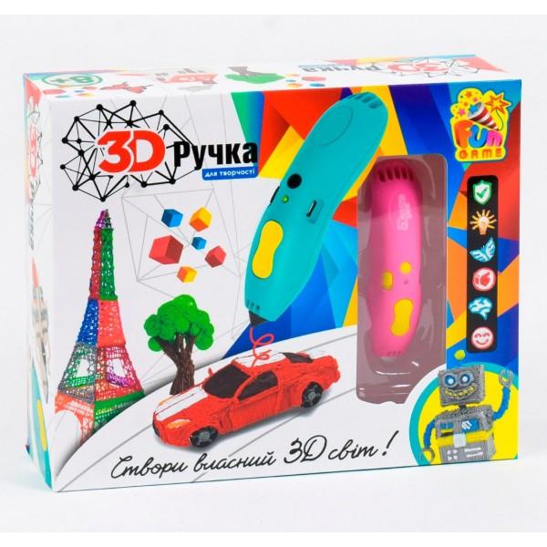 3D ручка для детей Fun Game