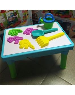 Игровой столик для песка и воды Динозавры R 399-8