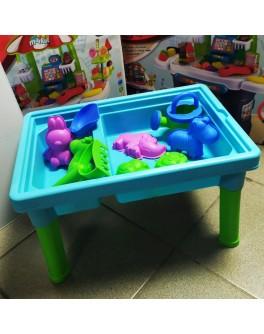 Игровой столик для песка и воды Животные R 399-6
