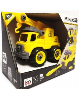 Конструктор с отверткой Кран (LM 9014) - igs LM 9014