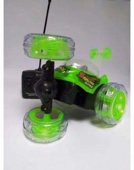 Машинка-перевертыш с подсветкой на радиоуправлении 9802 М-11