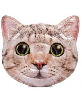 Плотик надувной Intex Кошка 147х135 см (58784)