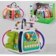 Розвиваюча іграшка Hola Тоys Куб логіка (3153)