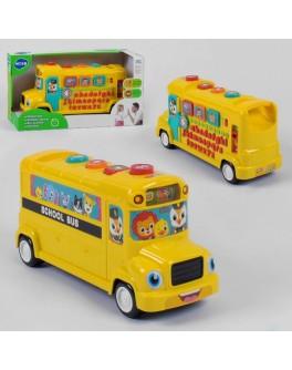 Музична іграшка Hola Toys Автобус (3126)