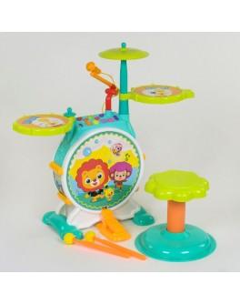 Музыкальная игрушка Hola Toys Барабанная установка (3130)
