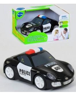 Машинка музична Hola Toys Поліція (6106 А)