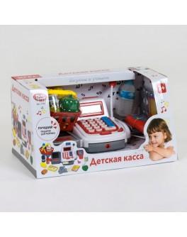 Касовий апарат Play Smart Дитяча каса світло, звук (2294)