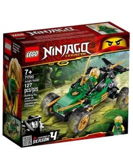 Конструктор LEGO NINJAGO Рейдер джунглів (71700)