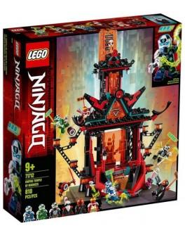 Конструктор LEGO NINJAGO Імператорський храм божевілля (71712)