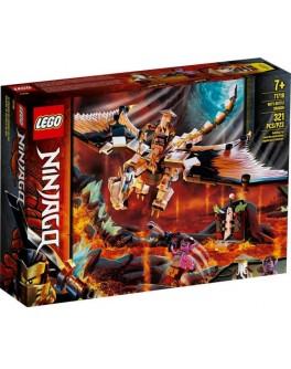 Конструктор LEGO NINJAGO Бойовий дракон Ву (71718)