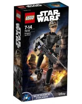 Конструктор LEGO Star Wars Сержант Джин Ерсо (75119)