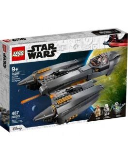 Конструктор LEGO Star Wars Зоряний винищувач генерала Грівуса (75286)