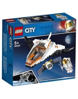 Конструктор LEGO City Місія на супутник (60224)